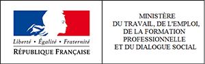 Logo Ministère Travail